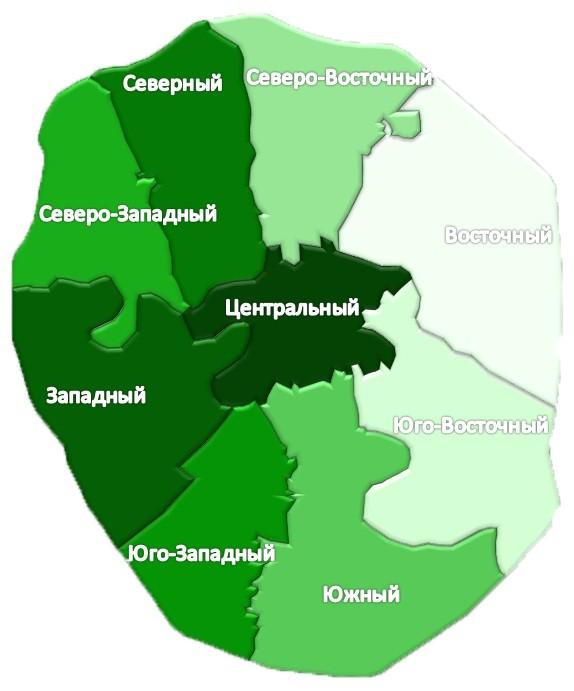 Обнародованы данные по аренде квартир в Москве