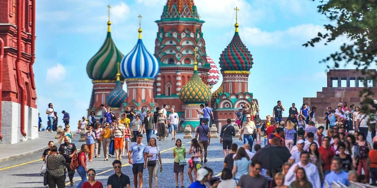На сайте туристического сервиса Russpass запущен цикл видеороликов о Москве