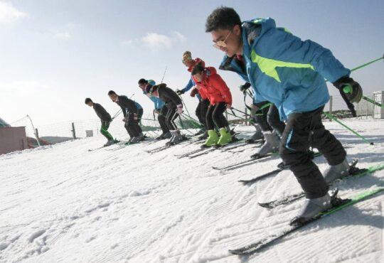 Цзилинь популяризирует зимние виды спорта и зимние соревнования
