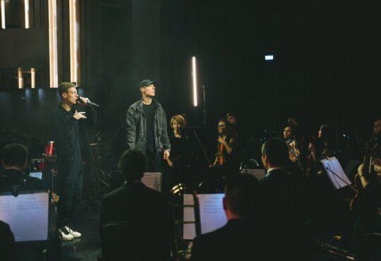 DABRO записали свои песни с симфоническим оркестром
