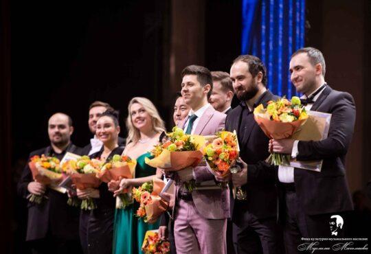 Первую премию VI Международного конкурса вокалистов имени Муслима Магомаева получил Дзамболат Дулаев