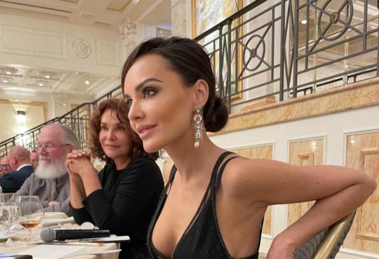 Ирина Воронова и новый образ Николая Баскова