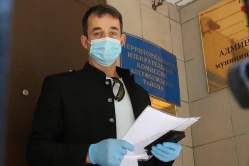 Дмитрий Певцов выдвигается в Госдуму РФ как независимый кандидат