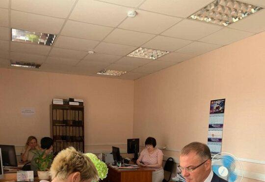 Александр Коган прокомментировал подачу документов в Серпуховской избирком