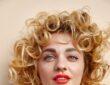Александра Белякова снялась в стиле пинап для журнала Cosmopolitan Beauty