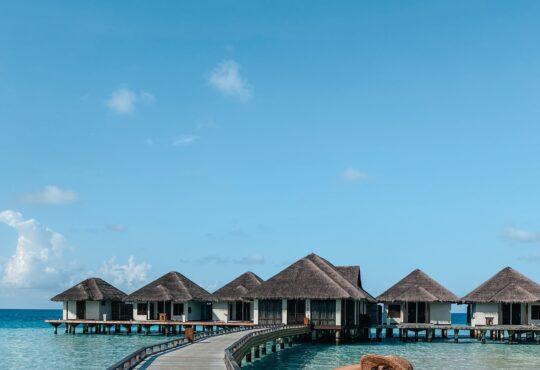 Первое впечатление трэвел-блогера от отдыха на Мальдивах