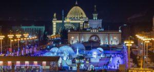Город зимы на ВДНХ за зимний сезон посетили порядка 1 млн. человек