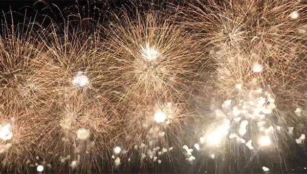 В столице готовят проведение V Международного фестиваля фейерверков