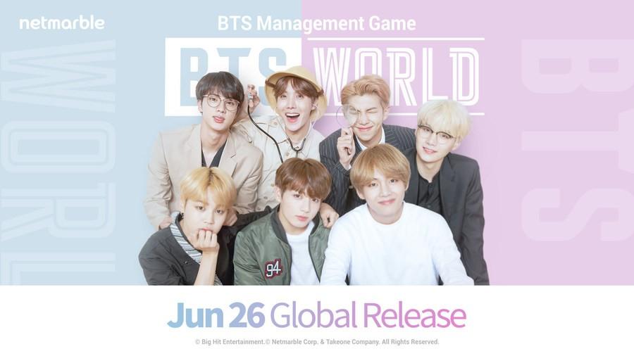 «All Night»: 21 июня откроется доступ к третьему саундтреку к игре BTS WORLD