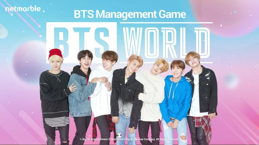 Обнародована дата официального релиза BTS World