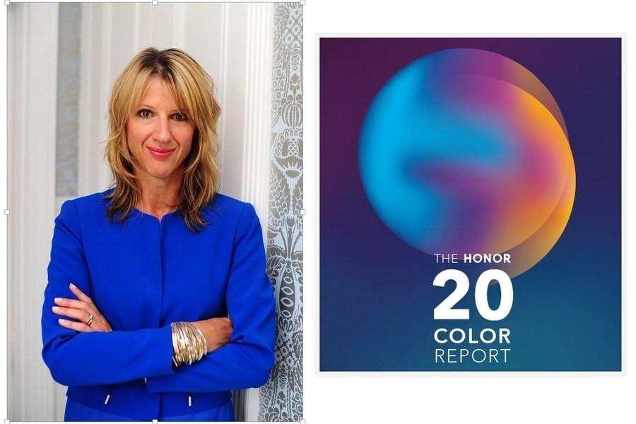 """""""Цветной отчет"""" HONOR 20 привлекает внимание к позитивному влиянию цвета"""