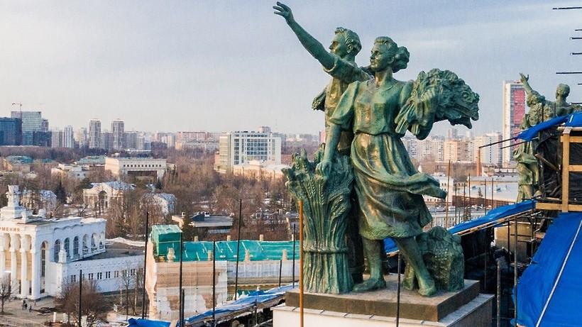 Подробности юбилейной праздничной программы в честь 80-летия ВДНХ раскрыла Наталья Сергунина